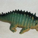 Ankylosaurus 8&quot; Plastic Toy Dinosaur Loose Used