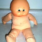 Cabbage Patch Kids Doll Coleco 1982 No Clothes Loose Used