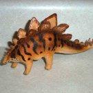 Carnegie Safari Ltd. Stegosaurus Dinosaur Figure 1988 Loose Used