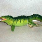 Carnegie Safari Ltd. Mosasaurus Dinosaur Figure  with Tag 1991 Loose Used