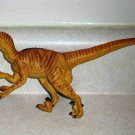 "Safari Ltd. 10"" Velociraptor Dinosaur Figure 1993 Loose Used"