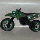 The Corps Green Motorcycle Lanard Toys 2000 Loose Used
