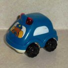 Burger King 2005 Little Tikes Police Car Under 3 Kids Meal Toy Hasbro Loose Used