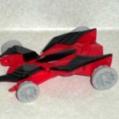 McDonald's 2011 Hot Wheels Battle Force 5 Fused Car Syfurious Happy Meal Toy DC Loose Used