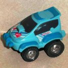 Disney Aristocats Marie The Cat Friction Powered 4X4 SUV Car Loose Used