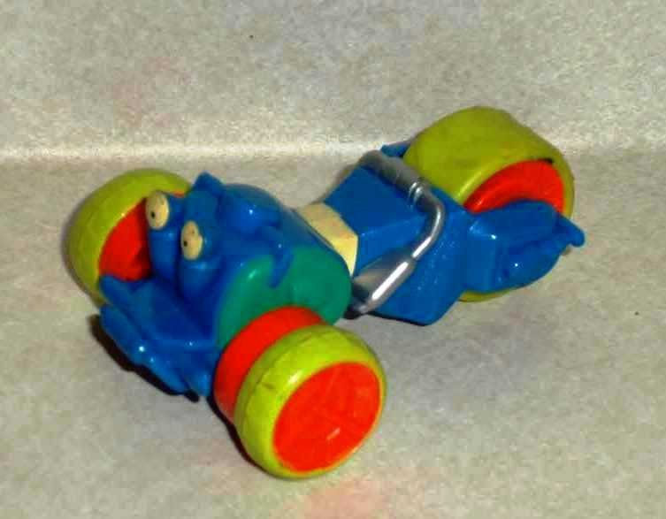 Cubix Robots For Everyone Toys : Burger king cubix robots for everyone maximix kids meal