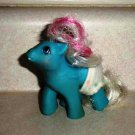 My Little Pony First Tooth Baby Fifi G1 Hasbro 1987 Loose Used