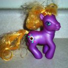 My Little Pony Jewel Birthday November Nights G3 Hasbro 2003 Loose Used