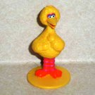 Sesame Street Big Bird PVC Figure Cake Topper Muppets Loose Used