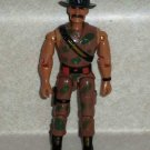 The Corps 1986 Croc Action Figure Lanard Toys Loose Used