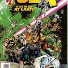 JLX #1 DC Comics April 1996 Very Good/Fine