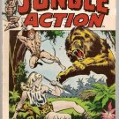 Jungle Action (1972 series) #1 Marvel Comics Oct. 1972 Very Good