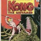 Kong the Untamed #4 Marvel Comics Jan. 1976 Fine B