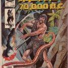 Korg 70,000 BC #7 Charlton Comics July 1976 Fine