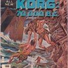 Korg 70,000 BC #9 Charlton Comics Nov. 1976 VG