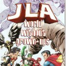 JLA World Without Grown-Ups #2 DC Comics Sept. 1998 NM