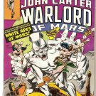 John Carter Warlord of Mars (1977 series) #2 Marvel Comics July 1977 Fine