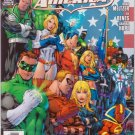 Justice League of America (2006 series) #1 Green Lantern Cover  DC Comics Oct. 2006 NM
