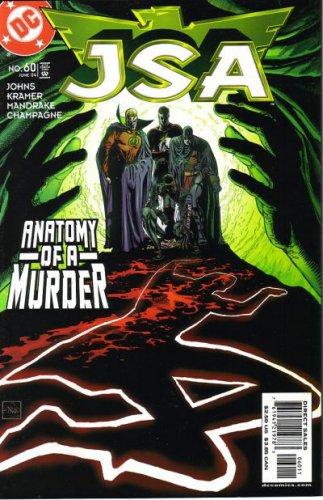 JSA (1999 series) #60 DC Comics June 2004 FN/VF