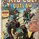 Kid Colt Outlaw (1948 series) #199 Marvel Comics Oct. 1975 Poor