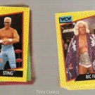 World Championship Wrestling 1991 Lot of 70 Cards WCW