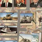 Lot of 41 1991 Pro Set Desert Storm Cards