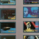 Tron Trading Cards Lot of 8 Donruss 1982
