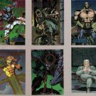 WildStorm Set I Trading Cards Lot of 6 1994