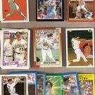 Lot of 50 Mark McGwire Baseball Cards Oakland A's Topps Fleer Donruss