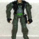 The Corps Commando Force Recoil Action Figure Lanard Toys 2003 Loose Used