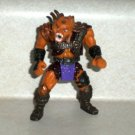 "Chap Mei Savage Warrior Beast Raiders Warr 3.75"" Action Figure Excite 2001 Loose Used"