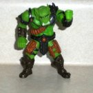 "Chap Mei Savage Warrior Beast Raiders Slime 3.75"" Action Figure Excite 2001 Loose Used"