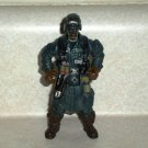 "Chap Mei Freedom Force Flamethrower Burns 4"" Action Figure 2002 Loose Used"