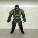 "Chap Mei Soldier Force Soldier with Sunglasses 3.5"" Action Figure 2002 Loose Used"
