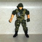 "Chap Mei Soldier Force Soldier with Grenades 3.75"" Action Figure 2002 Loose Used"