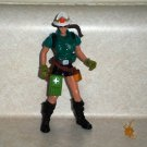 "Chap Mei Girl in Green Shirt 3.75"" Action Figure Loose Used"