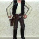 Star Wars Han Solo Action Figure Hasbro 2004 Loose Used