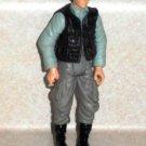 Star Wars Rebel Fleet Trooper Action Figure Hasbro 2002 Loose Used
