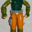 G.I. Joe 1990 Series 9 Capt. Grid-Iron Version 1 Action Figure Hasbro Loose