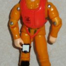 G.I. Joe Keychain Pilot Action Figure Only Hasbro 1998 Loose