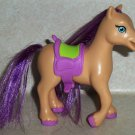 Mattel Polly Pocket Glitz and Glam Pets Pony Only 2006 Loose