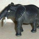 """5"""" Elephant Plastic Toy Animal Loose Used"""