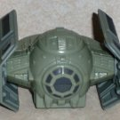 Burger King Star Wars Episode III Super D Meal Toy Darth Vader's Tie Fighter  Loose Used