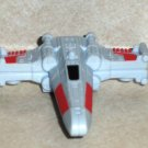 Mcdonald's 2010 Star Wars X-Wing Fighter Starship Launchers Happy Meal Toy No Key Loose Used