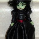 McDonald's 2008 Madame Alexander Doll Wizard of Oz Wicked Witch the West Happy Meal Toy Loose Used