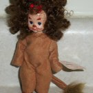McDonald's 2007 Madame Alexander Wizard of Oz Cowardly Lion Doll Happy Meal Toy Loose Used