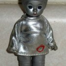McDonald's 2008 Madame Alexander Wizard of Oz Tin Man Doll Happy Meal Toy Loose Used
