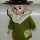 McDonald's 2008 Madame Alexander Wizard of Oz Scarecrow Doll Happy Meal Toy Loose Used