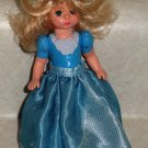 McDonald's 2010 Madame Alexander Cinderella Doll Happy Meal Toy Loose Used