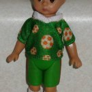 McDonald's 2005 Madame Alexander Kick It Boy Doll Happy Meal Toy Loose Used